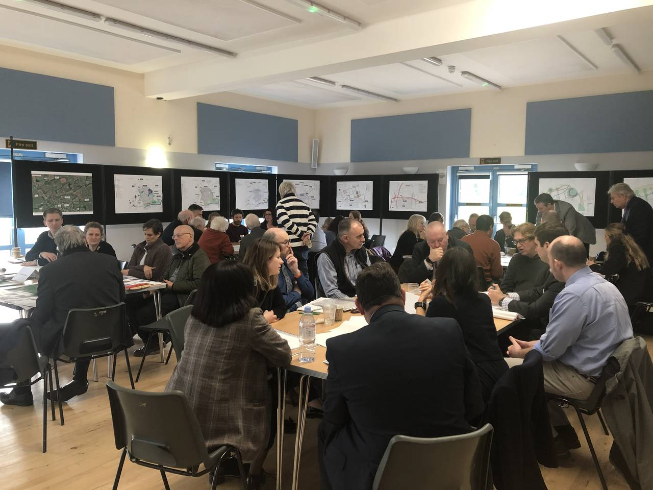 Stage 1 stakeholder workshop event – January 29 2020